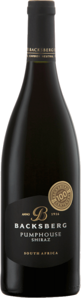 "Backsberg ""Pumphouse Shiraz"""