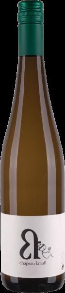 """Chapeau Krauß"" Weißwein Cuvée"