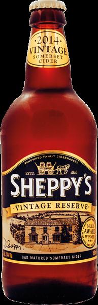 Sheppys Craft Cider - Sheppys Vintage Reserve Oak Matured Somerset Cider