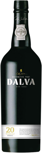 C da Silva - Dalva Port 20 Years Old