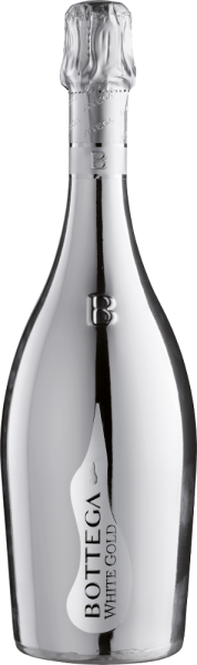"Bottega ""White Gold"" Spumante Brut Venezia DOC"