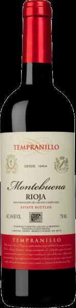 """Rioja """"Montebuena"""" Tempranillo DOCa"""